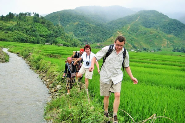 Sapa 3 days 2 nights (Homestay + Hotel)