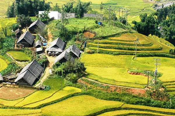 Sapa 2 days 1 night (Overnight in Homestay)