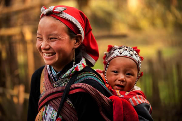Ethnic People - Sapa